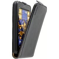 mumbi PREMIUM Leder Flip Case für Nokia Lumia 630/635 Tasche
