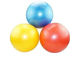 Soft Pilates & Yoga Ball blau