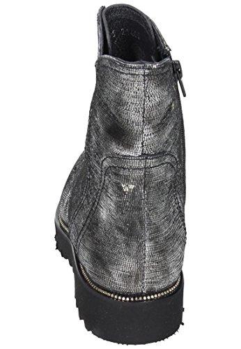 Maripé Damen Stiefelette anthrazit Grau