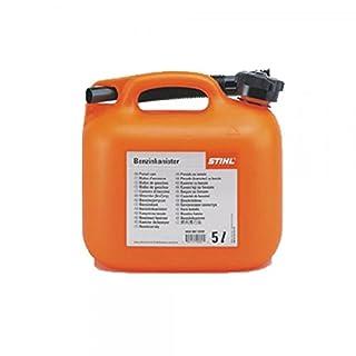 Genuine Stihl 5 Litre Fuel Safety Can In Orange Part No ST00008810230