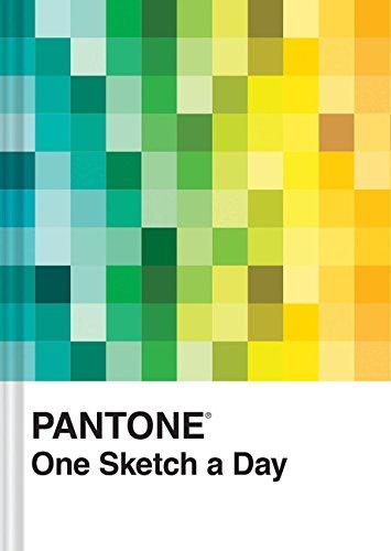 Pantone One Sketch a Day (Sketch Pad) por Pantone