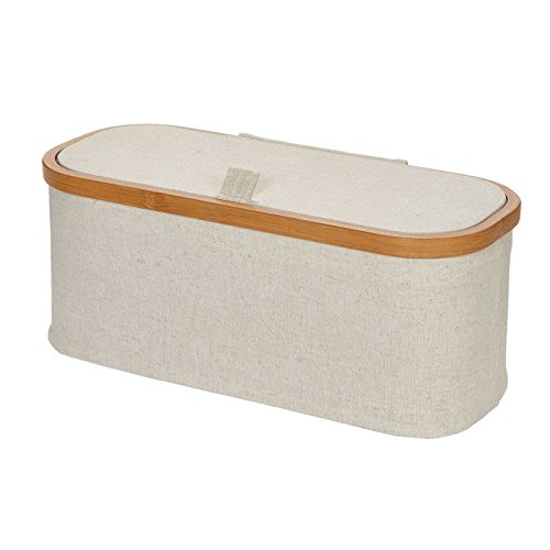 612680 Box Canvas & Bamboo natur
