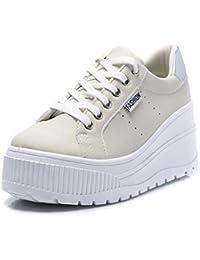 Sneakers Donna Scarpe Sportive Ginnastica Casual Libero 36 37 38 39 40 41 C