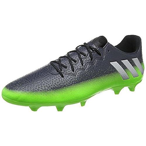 super popular 9a593 deeef adidas Messi 16.3 Fg Scarpe da Calcio Unisex Bambini Grigio 28 EU -  mainstreetblytheville.org