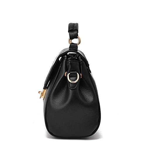 Dhfud Ladies Diagonal Bag Fashion Casual Casual Shoulder Bag Borsetta Rosa