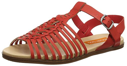 Rocket Dog Damen Niko Sandalen Red (Austin Red)