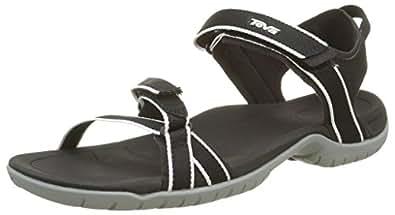 teva damen verra sandalen trekking wanderschuhe schwarz schuhe handtaschen. Black Bedroom Furniture Sets. Home Design Ideas