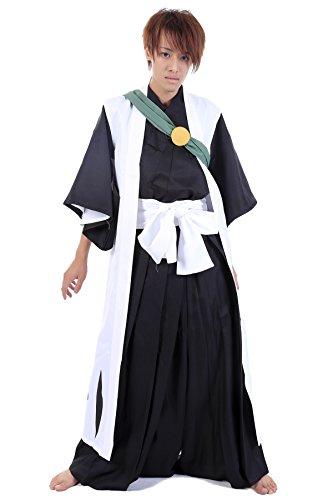 Toushirou Kostüme Cosplay Hitsugaya (ACGCos Bleach Gotei 13 Squad 10th Division Captain Hitsugaya Toushirou Set)