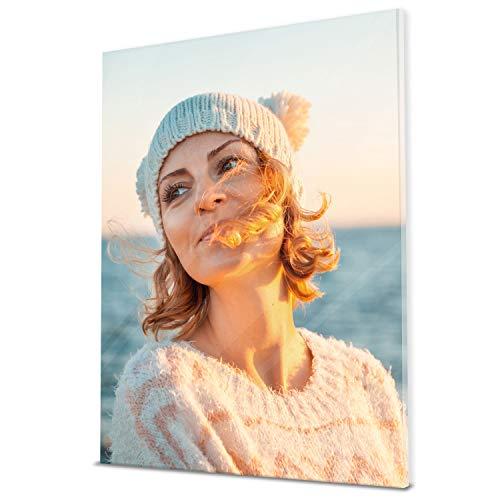wandmotiv24 Ihr Foto auf Acrylglas - 1-teilig - Hochformat 30x40cm (BxH), SOFORT ONLINE VORSCHAU, personalisiertes Glasbild mit Wunsch-Motiv, eigenes Bild als Wandbild, Fotogeschenke, Geschenke,