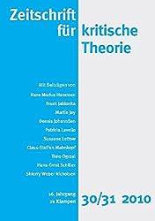 Zeitschrift für kritische Theorie HEFT 30/31