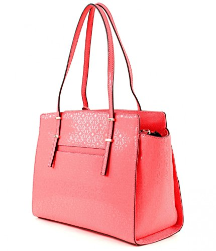 Guess - Sac Devyn (hwgs64 21100) taille 26.5 cm pink