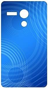 Ripples Back Cover Case for Motorola Moto G