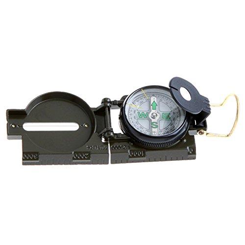 Grenhaven Marschkompass Tarnfarbe Kompass Compass