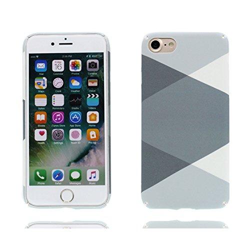 iPhone 6s Plus Custodia, Ultra sottil TPU Case Cover Shell Semplice Progettato per iPhone 6S Plus / 6 Plus Copertura (5.5 pollici), prova antipolvere della prova di polvere ( Cartoon Stripe ) color 8