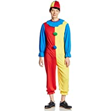 A2Z Kids - Disfraz de payaso adultos, talla UK 38 (55023STD)