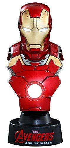 Hot Toys Vengadores busto / Edad de Urutoron Iron Man Marcos 43 figuras de plaestico busto escala 1/6 pintadas