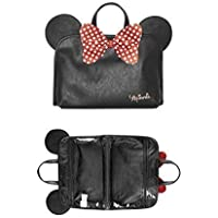 Disney Minnie Mouse maquillaje bolsa con lazo