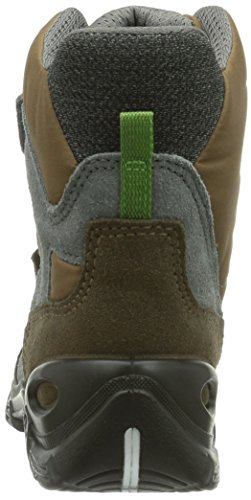 Ecco Ecco Snowboarde, Boots garçon Marron (Black/Birch/Dark Clay 58851)