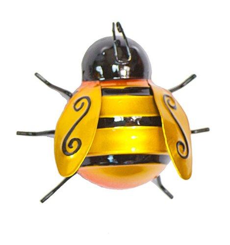 Fountasia 93605 Bumble Bee Wall Art, Hummel, klein -