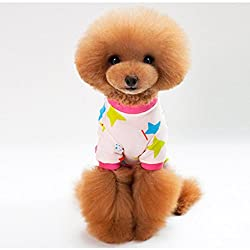 erthome Pet Clothes Fall Winter Four Legs Dog Clothes Puppy Home Clothes Jogging
