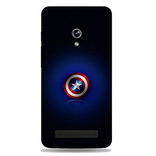 alDivo Premium Quality Printed Mobile Back Cover For Asus Zenfone 5 / Asus Zenfone 5 printed back cover (3D)RK-AD009