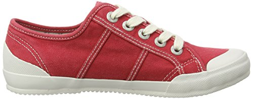 TBS - Opiace S7, Scarpe stringate Donna Rosso (Rouge (Rubis))
