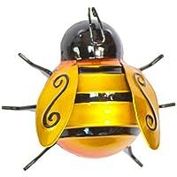 Fountasia - Decoración de pared (tamaño pequeño), diseño en forma de abejorro