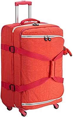Kipling - CYRAH M - 71 Litros - Trolley - Coral Rose CT - (Rosa)