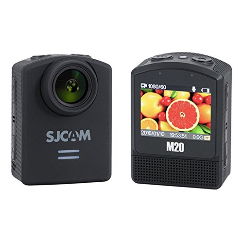 Original SJCAM M20 Mini 2160P 24FPS NTK96660 Action Sport Camera Waterproof DV Black