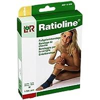 RATIOLINE active Fussgelenkbandage M, 1 St preisvergleich bei billige-tabletten.eu