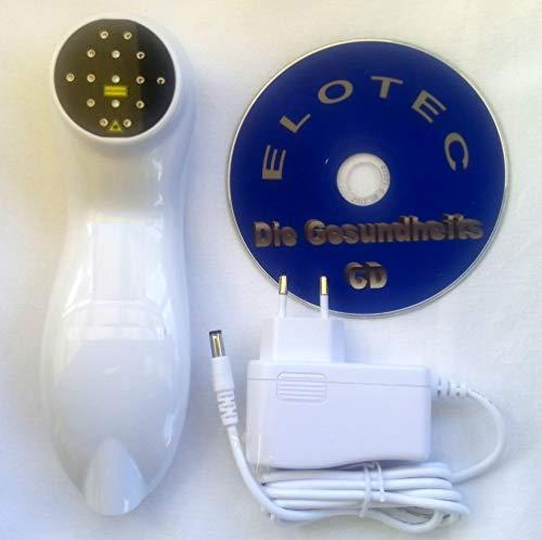 Intensiver Soft Laser Lasertherapiegerät Deep Light Laserbehandlung Dauer und Impulsbestrahlung Akupunktur Lasertherapie bis max 500mW bis zu 5 cm tief