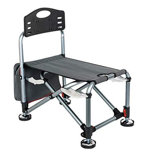 Chaises de pêche Chaise De Pique-Nique Chaise De Directeur Chaise Multifonctionnelle Chaise Portable Pliante Chaise De Directeur Peut Supporter 200 Kg Cadeau