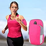 Avisa Global Waterproof Sports Armband Unisex Running Jogging Gym Arm Band Case Cover