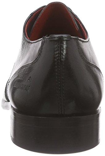 Melvin & Hamilton Toni 2, Chaussures de ville homme Noir (forum Black, Ls)
