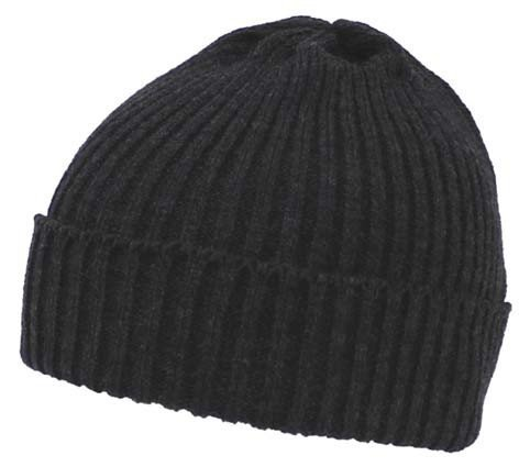 max-fuchs-mens-watch-cap-anthracite-acrylic-short-fine-knitted