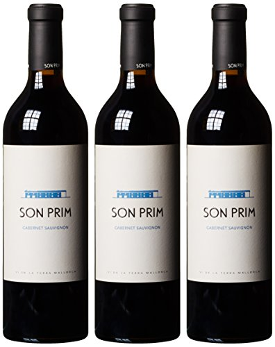 Son Prim Cabernet Sauvignon 2015 trocken (3 x 0.75 l)