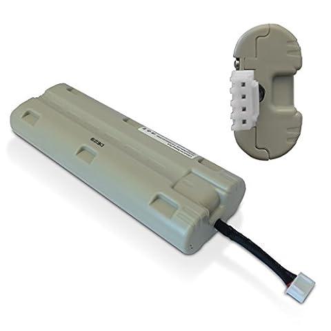 ABC Products® Replacement Rechargeable CHARGEPAK C6L, 12V79, VL-60923, VL-61950 Battery for Pure Elan DX40, Elan II, Elan RV40, Evoke 2XT, Evoke-2, Evoke-3, One, One Classic, One Classic Series II, One Elite, One Elite Series II DAB Digital Radio etc