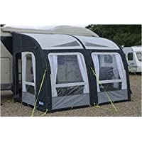 Kampa motor rally 390 XXL AIR PRO inflatable motorhome awning 2018 CE7138 22