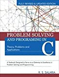 Problem Solving and Programming in C