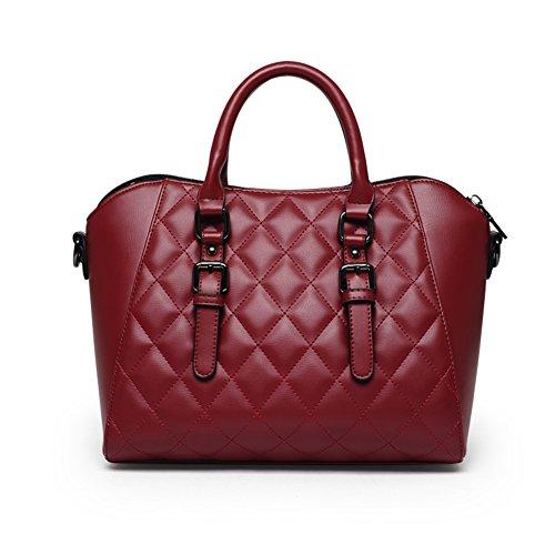 fashion-diamond-plaid-tote-umhangetasche-messenger-bag-g