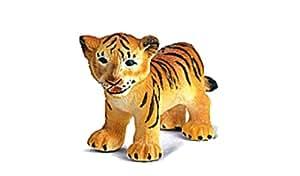 schleich 14187 figurine b b tigre du bengale debout jeux et jouets. Black Bedroom Furniture Sets. Home Design Ideas