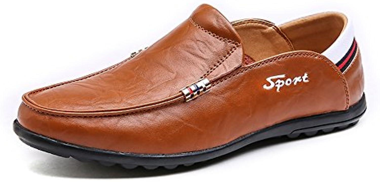 Shufang-scarpe Scarpe Mocassini Da Uomo 2018, I I I mocassini leggeri da uomo sono fatti di morbidi fondi e mocassini...   Elegante E Robusto Pacchetto    Maschio/Ragazze Scarpa  8f8376