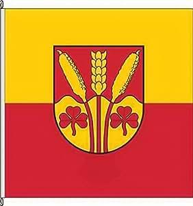 Königsbanner Hochformatflagge Sustrum - 150 x 400cm - Flagge und Fahne