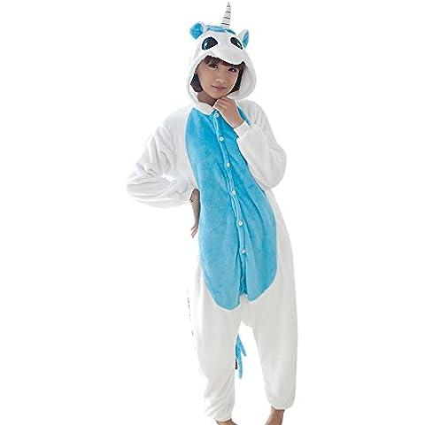 Keral Kigurumi Pigiama Adulto Anime Cosplay Halloween Costume