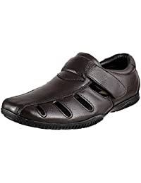 Mochi Men Leather Sandals