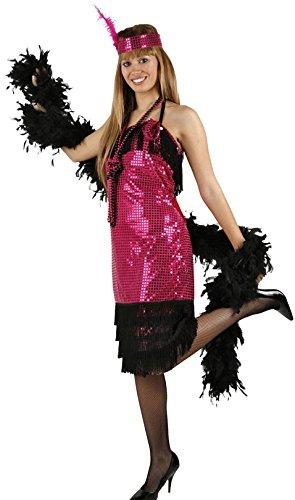 Charleston Kostüm Femme - Generique - Charleston-Kostüm für Damen