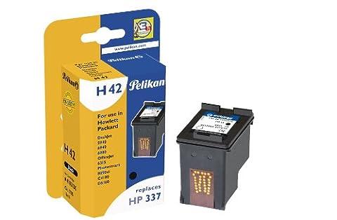 Pelikan Druckerpatrone H42 ersetzt HP C9364EE, Schwarz (pigment)