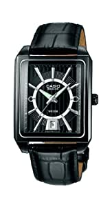 Casio Collection Montre Homme BEM-120BL-1AVEF