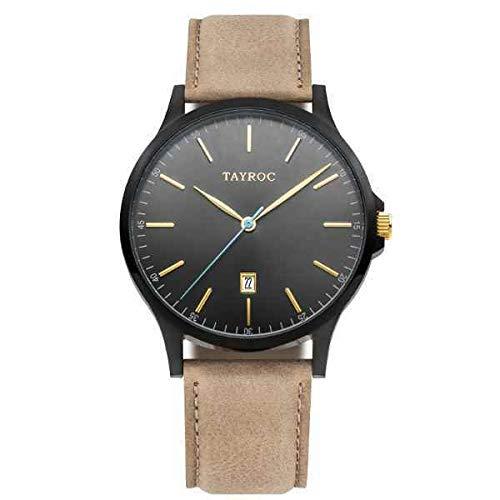 Tayroc Classic Sand Black horloge TXM099