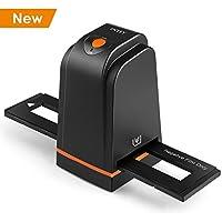 Escáner de Diapositivas de alta resolución Diapositivas para escáner y fotos para diapositivas negativas fotográficas y negras